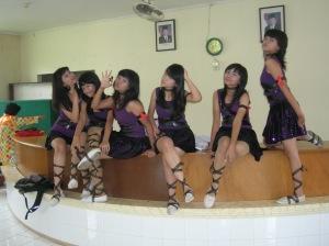 Dancer black label
